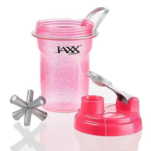 20oz JAXX™ Glitter Shaker Cup - Pink - GNC - GNC