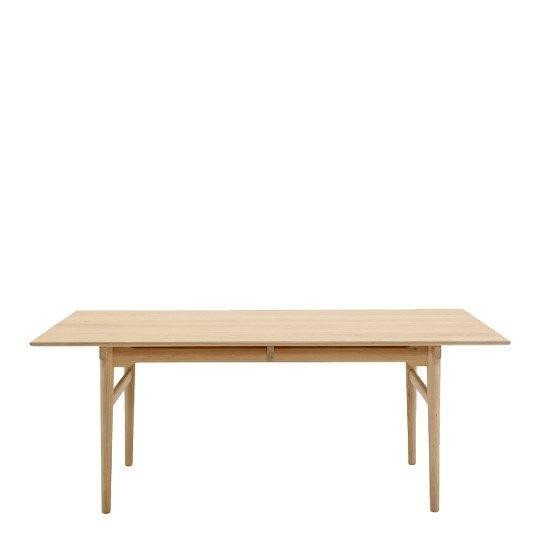 CH327 spisebord, oljet eik, Carl Hansen & Søn, Hans J. Wegner