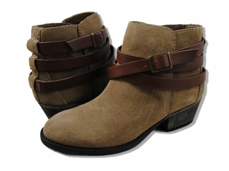 Steve Madden Quesstt Brown boots