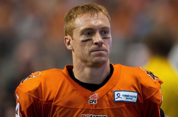 B.C. Lions place Travis Lulay on six-game injured list with dislocated shoulder | Metro