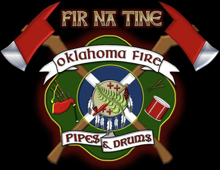 firefighters pipe and drum  | Oklahoma Fire Pipes and Drums | Oklahoma's Fire Service Pipe Band
