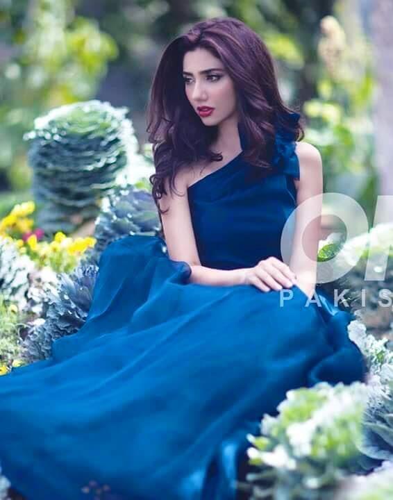 Mahira Khan, una muestra de la belleza de la mujer paquistaní.