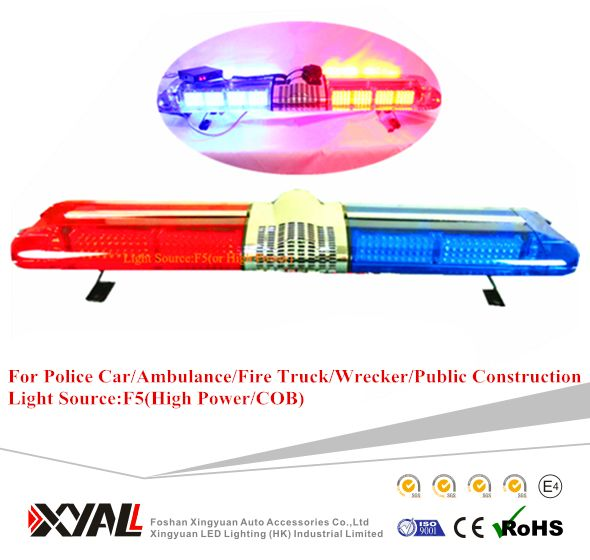 popular led warning signal light bar for sale with high quality for police car,ambulance,fire truck,wrecker
