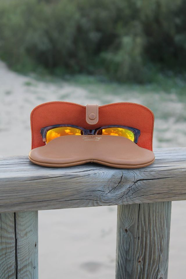 Are you looking for a special gift? - leather eyeglass/sunglass case