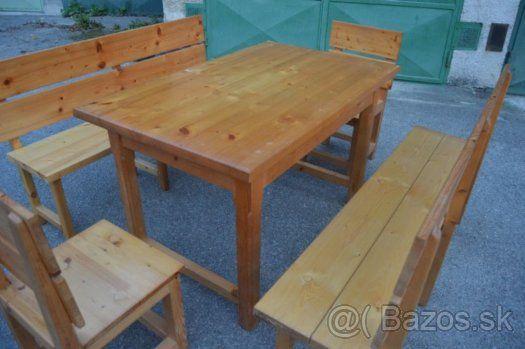 Záhradné sedenie - 1
