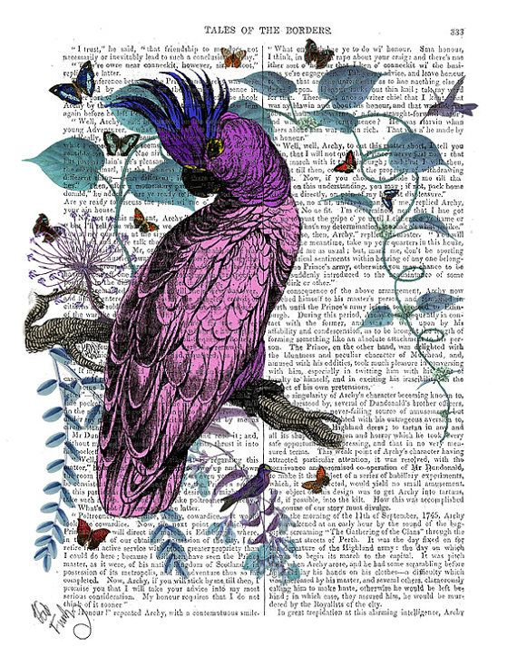 Simply LOVE this print... ties in the inspiration lamp's colors in such an interesting, textural way. This image would either be grouped with the mirror above the Olivia chests or placed on the Khuri mantle, leaning against the wall. | Grandin Road Color Crush on Purple Thistle