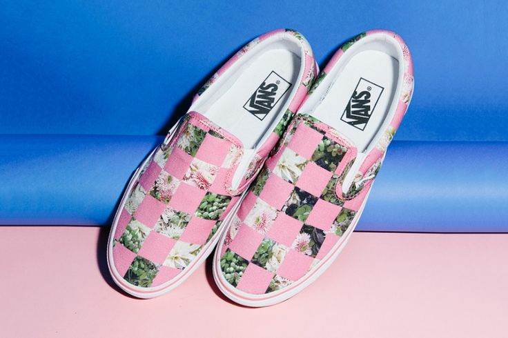 Thierry Boutemy for Opening Ceremony Vans | Fashion Journal