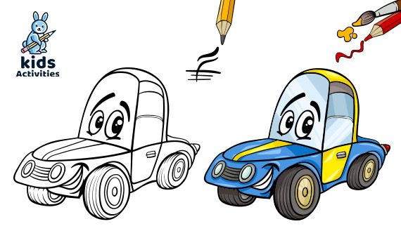 Cars Coloring Pages Cars Coloring Pages Tractor Coloring Pages Cool Coloring Pages