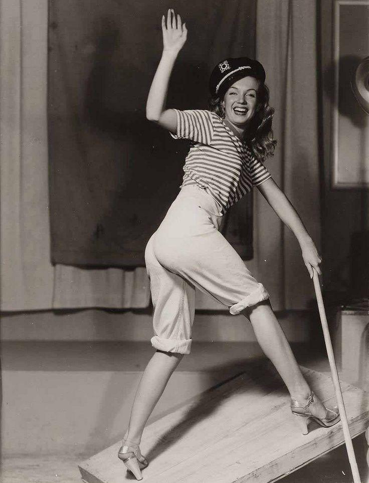 Marilyn Monroe comme vous ne l'avez jamais vue, en 18 photos totalement inédites…