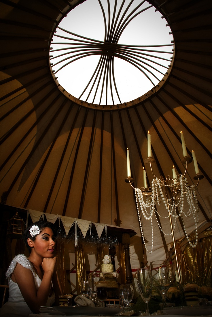 Gallery - Wedding Yurts: Wedding