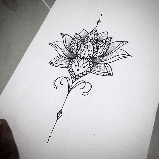 1000 ideas sobre tatuajes flor de loto en pinterest dibujos de loto flor de loto y flores de. Black Bedroom Furniture Sets. Home Design Ideas