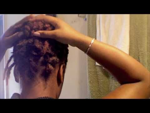 """""""Lock Updo"""" This is cute! I like how she finishes it."""