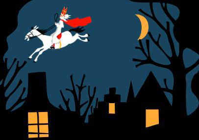 **** Digitaal prentenboek over Sinterklaas en het paardenmeisje Astrid. Verhaal voor groep 6 - 7 - 8