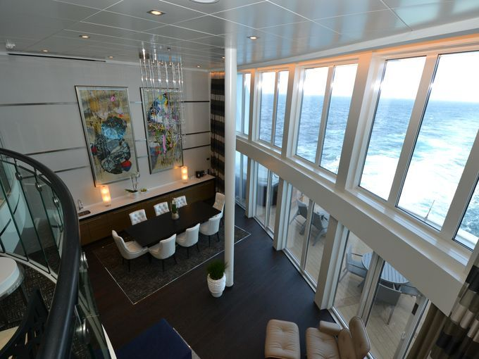 17 Best Images About Amazing Cruise Ships On Pinterest Penthouse Suite Norwegian Breakaway