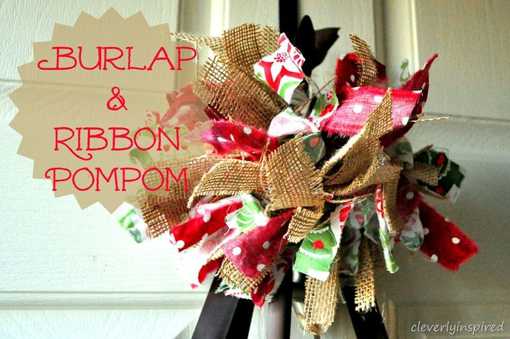 Best 25 burlap ribbon crafts ideas on pinterest burlap for Burlap ribbon craft ideas