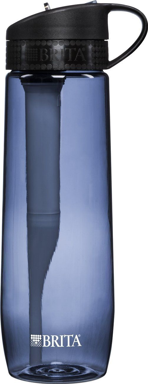 Brita 23.7 Ounce Hard Sided Water Bottle with 1 Filter -- You can get more details by clicking on the image.