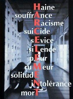 Le harcèlement scolaire : quand des mots peuvent tuer - Trendy-Show