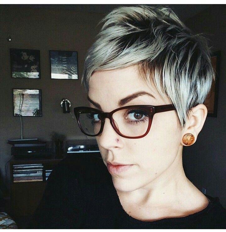 Cut, color, glasses