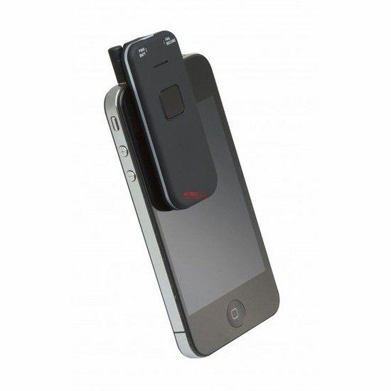 VoiceKeeper FSM-U1 voice scrambler anti-wiretapping system for smartphones