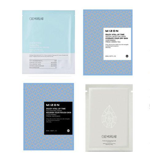 Sheet Mask Bundle: Hydration