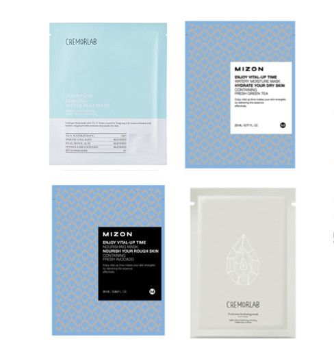 Sheet Mask Bundle: Hydration
