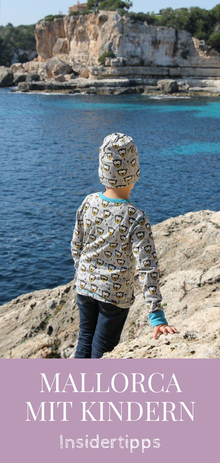 Mallorca mit Kind: Ausflugstipps für Familien. Hier findet man Mallorca Sehenswürdigkeiten für Familien, die sowohl Erwachsenen als auch Kindern gefallen. Die Mallorca Tipps sind erprobt und beinhalten die schönsten Mallorca Strände und eine wunderschöne Mallorca Finca, eine Mallorca Tropfsteinhöhle sowie andere Mallorca Highlights. Mallorca Insidertipps zum Nachahmen. - Werbung