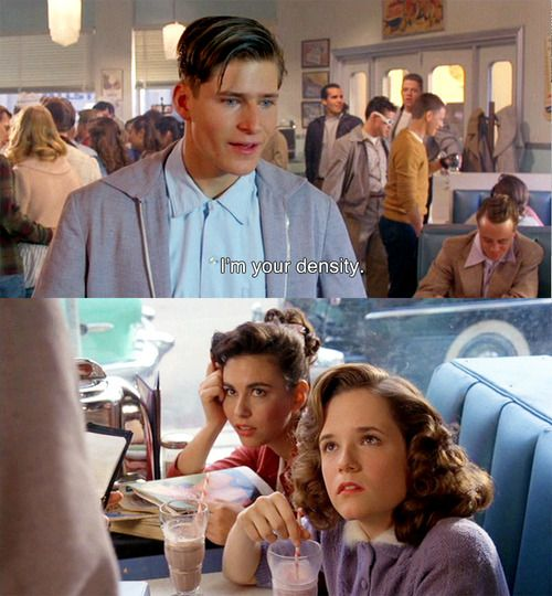 Listen, George, if you do not ask Lorraine out then Im gonna regret it for the rest of my life. -Marty McFly