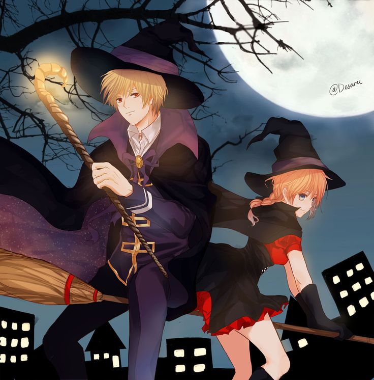 Trick or Treat~