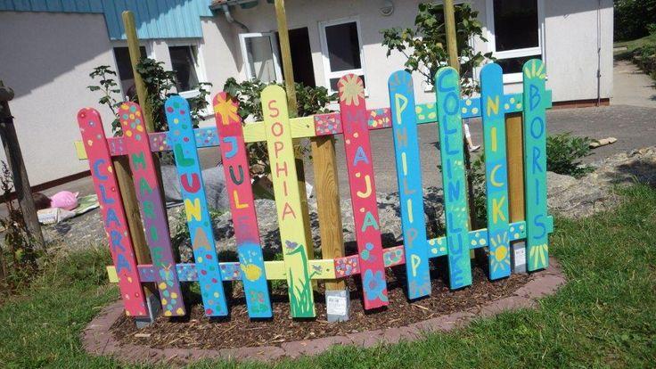 Kindergarten bekommt ein Geschenk - Ev. Kirchengemeinde Wallroth-Breitenbach-Kressenbach