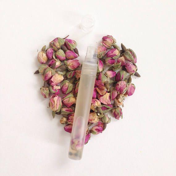 Glamp. Rose patchouli perfume atomiser 10ml
