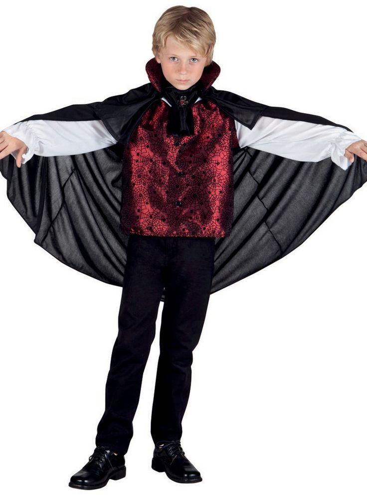 Traje elegante de vampiro para niño | Comprar