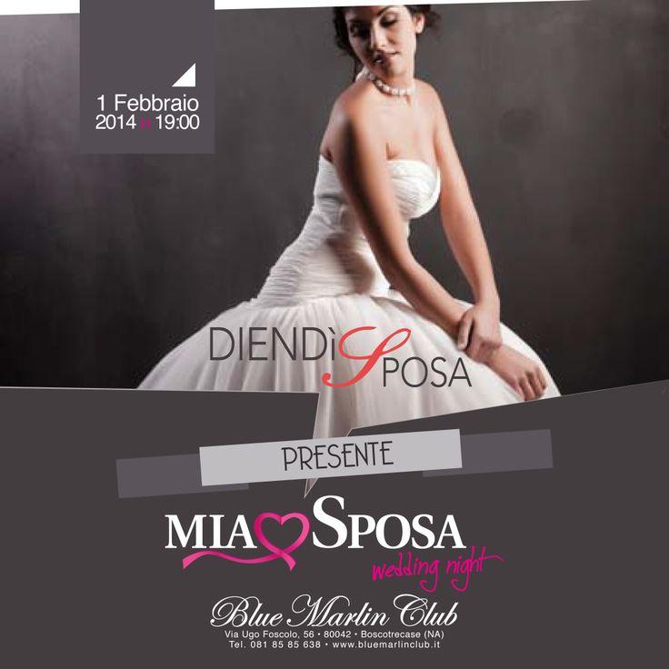 Magnifica sfilata dell'atelier Diendì Sposa per una notte unica!!!