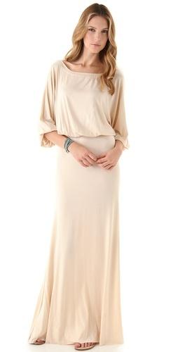 Rachel Pally Aurora Maxi Dress (white/temple)
