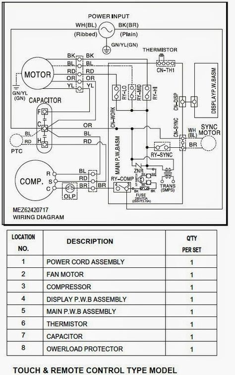 Heating And Air Conditioning Wiring Diagrams: Electrical Wiring Diagrams for Air Conditioning Systems u2013 Part Two rh:pinterest.com,Design