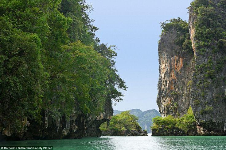 Phang-Nga, Tailandia