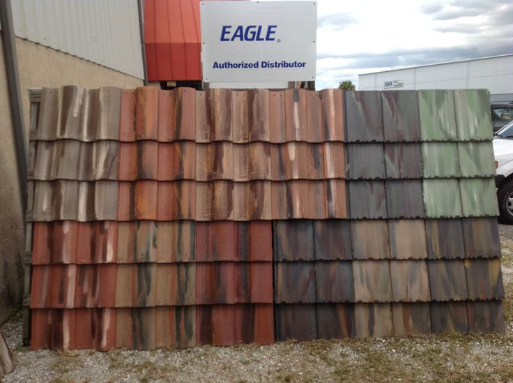 1000 images about tile roofs on pinterest for Barrel tile roof colors