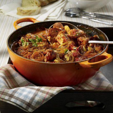 DAS Party Schlemmertopf Rezept - richtig deftiger deutscher Eintopf *** The famous German Gourmet Stew