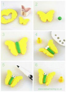 how to make fondant icing decorations