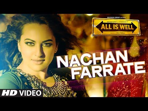 Nachan Farrate starring Sonakshi Sinha from All Is Well will get you tapping your foot | Bollypedia