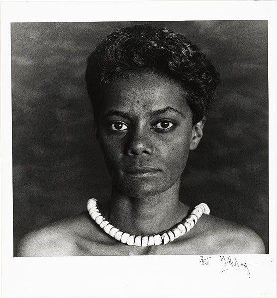 Michael RILEY Australia 1960 – 2004: Maria, 1986 (from Australian Institue of Aboriginal and Torres Strait Islander Studies)
