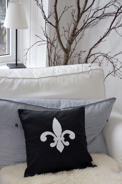 2 tolle kissenbez ge 40x40 mit spitze products. Black Bedroom Furniture Sets. Home Design Ideas
