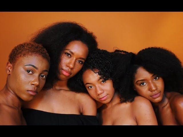 Division Among Natural Hair Types