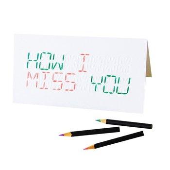 Personalized LCD Card Set.: Crafty Things, Crafts Idea, Geek Tech Stuff, Cutesi Stuff, Lcd Card, Interesting, Card Sets, Crafty Wishlist, Geeky Stuff