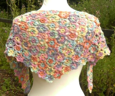 Ravelry Knitting Pattern Central : Crochet Pattern Central - Free Shawl And Stole Crochet ...