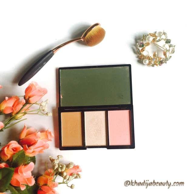 Make-up-Revolution-iconic-erröten-Bronze-und-erhellen-Palette-Bewertung-khadijabeauty -…   – BLOG- khadijabeauty.com