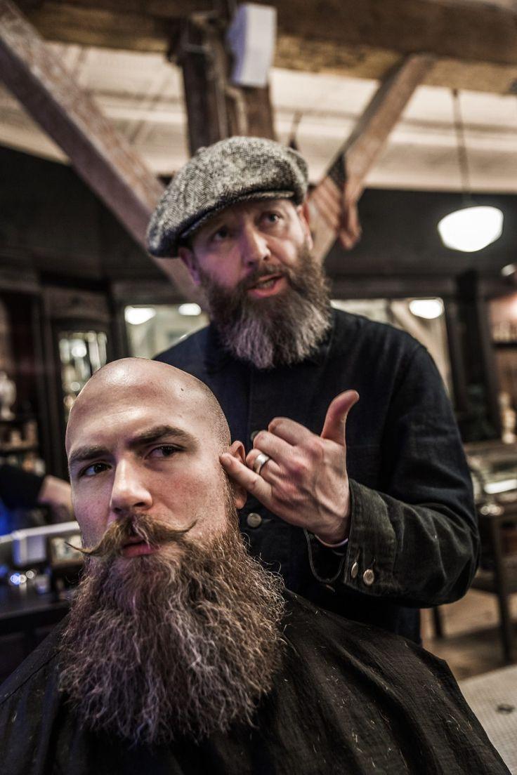Tim Collins Beard no mustache, Bald with beard, Hair and