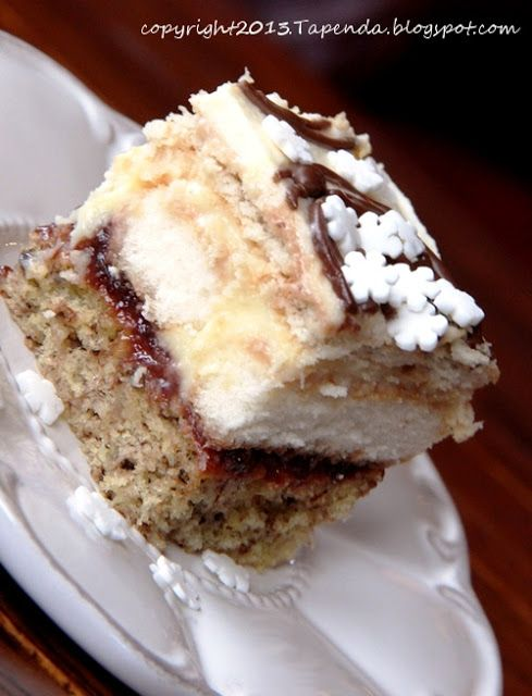 Z płatkami śniegu | TAPENDA Przepisy Kulinarne na każdy dzień