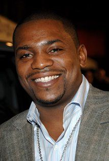 Mekhi Phifer. He's the perfect fit for Alex Powers