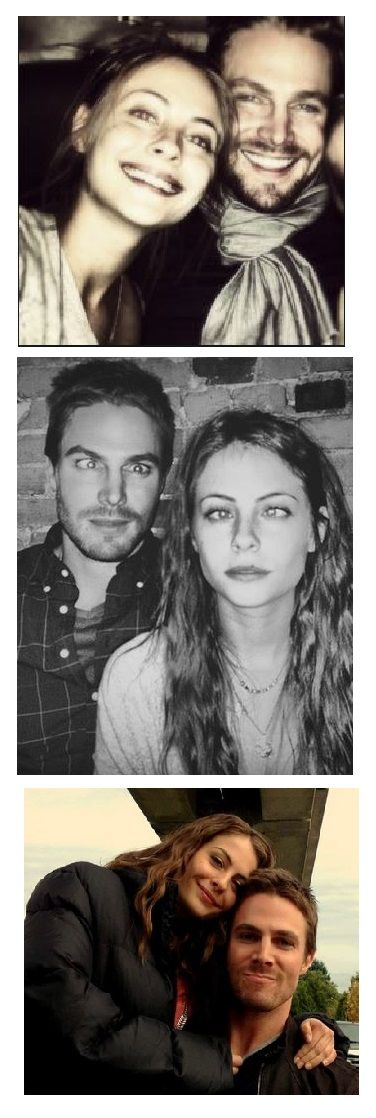Stephen Amell and Willa Holland as Noah and Alba? :)