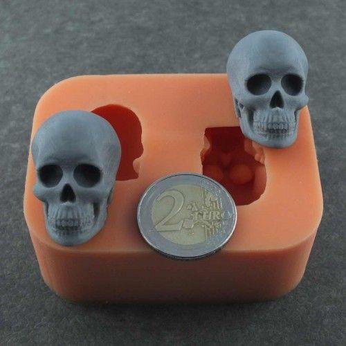Silikonform Tortendeko Halloween von Sillimolds auf www.sillimolds.de